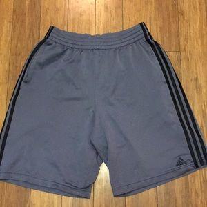 Adidas basketball/workout shorts